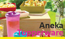 Aneka Tupperware